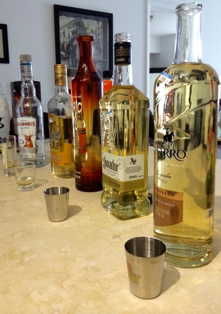 1 Tequila, 2 Tequila, 3 Tequila,Floor!