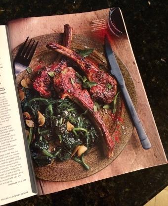 Food & Wine Magazine, January 2015, Page 97