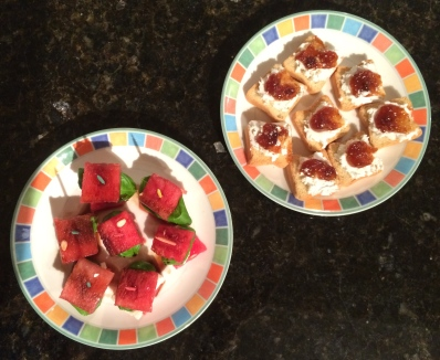 Two Too Easy Appetizers
