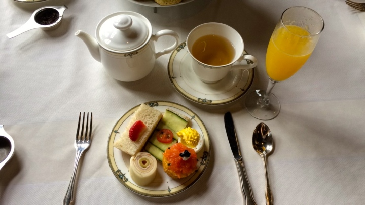Tea Time at The Biltmore