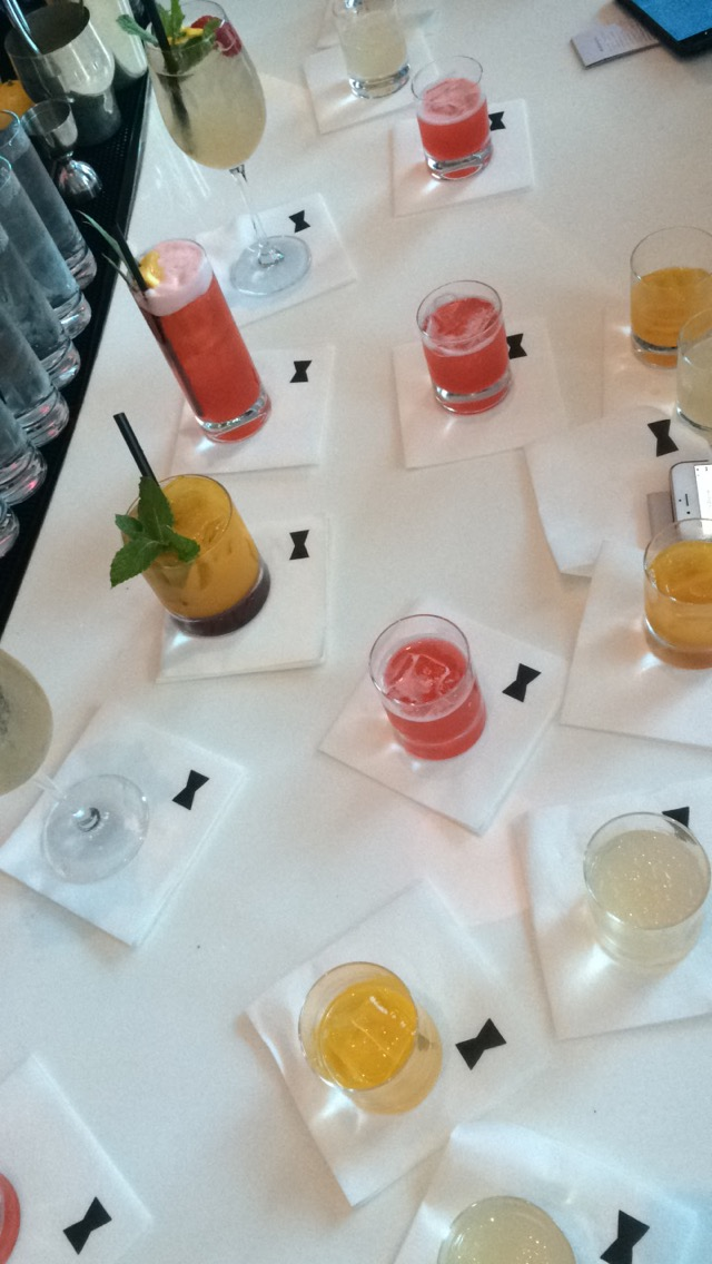 Guide to Summer Cocktails at theFontainebleau